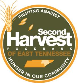 Second Harvest Food Bank of East Tennessee logo