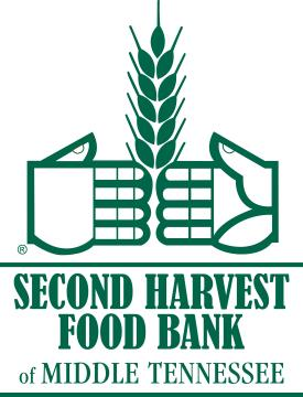 Second Harvest Food Bank of Middle Tennessee logo